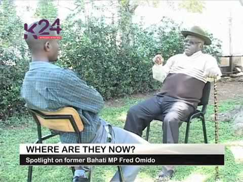 Where Are They Now? With Fred Omido