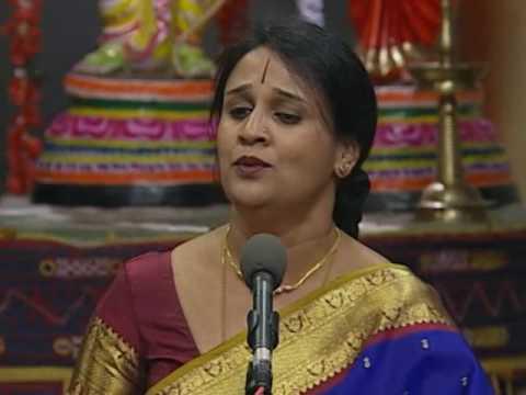 Vani Sateesh - manavemantralaya - Carnatic Classical Vocal