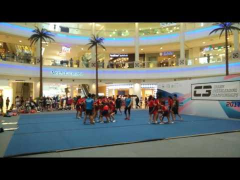 Cheerleaders, The Curve. 啦啦隊 / Malaysian Lifestyle #5