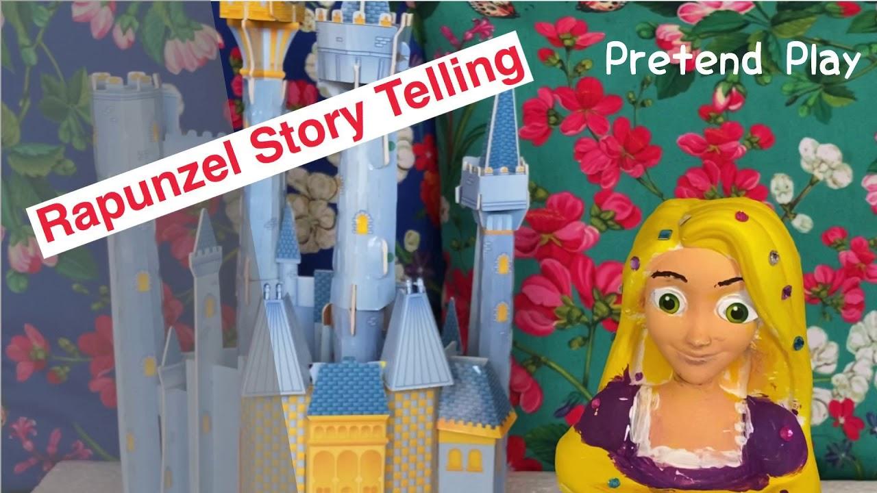 Rapunzel Story Telling