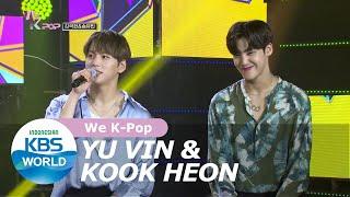 We K-Pop Yu Vin & Kook Heon [SUB INDO]