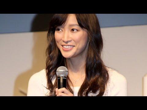杏、プライベート写真公開!「ウサギが美味しかった」「三菱電機」新CMイベント2 #Anne #Keiko Toda