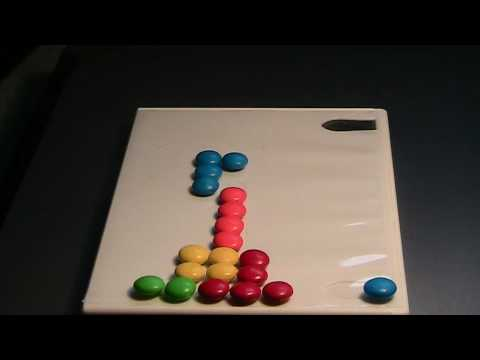 stop motion candy tetris youtube