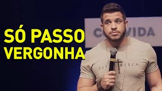 COMPILADO DO CONSTRANGIMENTO   - FLÁVIO ANDRADDE - STAND UP COMEDY