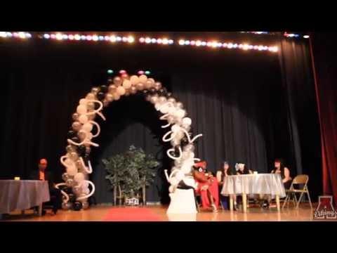 Amundsen High School Tuxedo Show 2014