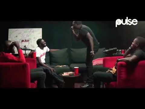 Psquare didn't Steal My Beat - Blackface Naija