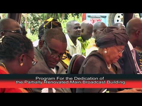 DEDICATION OF THE RENOVATED PARTIALLY MAIN BUILDING OF L.B.S