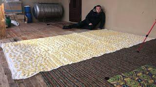 Шокирующий объём!!!! 6 кв метров чучвары!!!!!Узбекистан.