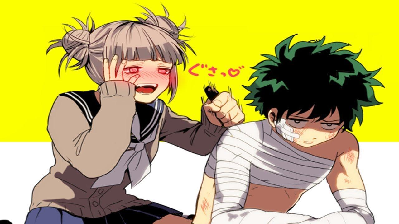 Boku No Hero Academia Comic Dub Bleeding Deku Is Coolest Deku