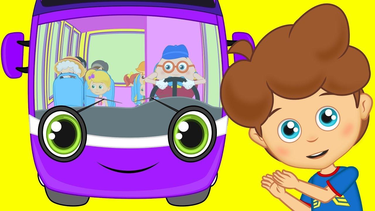 Otobüsün Tekerleği Yuvarlak