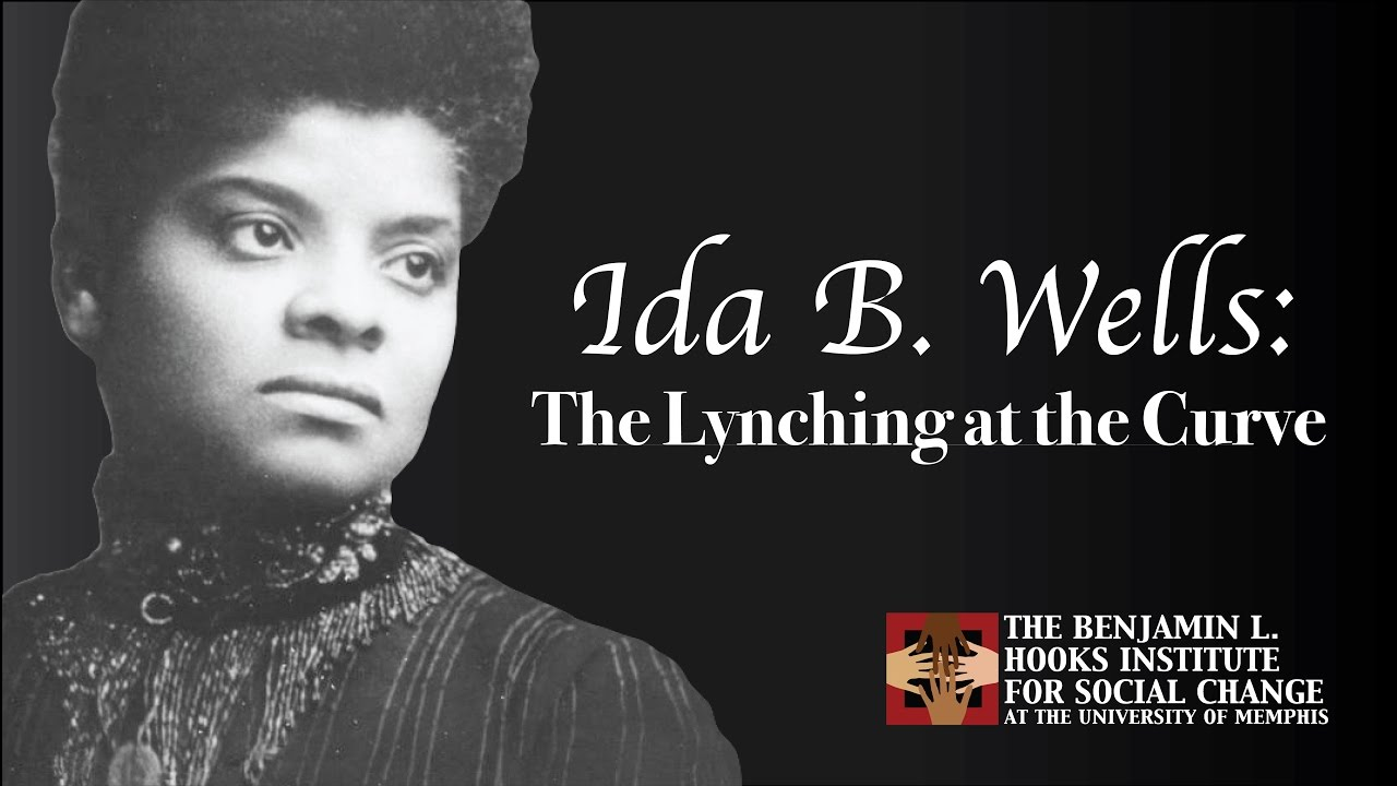 an introduction to the history of the anti lynching of ida b wells Introduction ida bell wells (b royster 2016 focuses on the linkages of wells to the british anti-lynching and anti patricia a ida b wells-barnett.