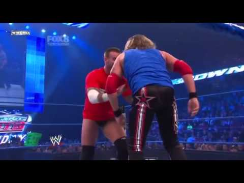 WWE Smackdown 2010.10.22 - Edge vs CM Punk