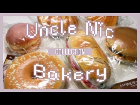 .・゜゜・Uncle Nic's Bakery Squishies ・゜゜・.