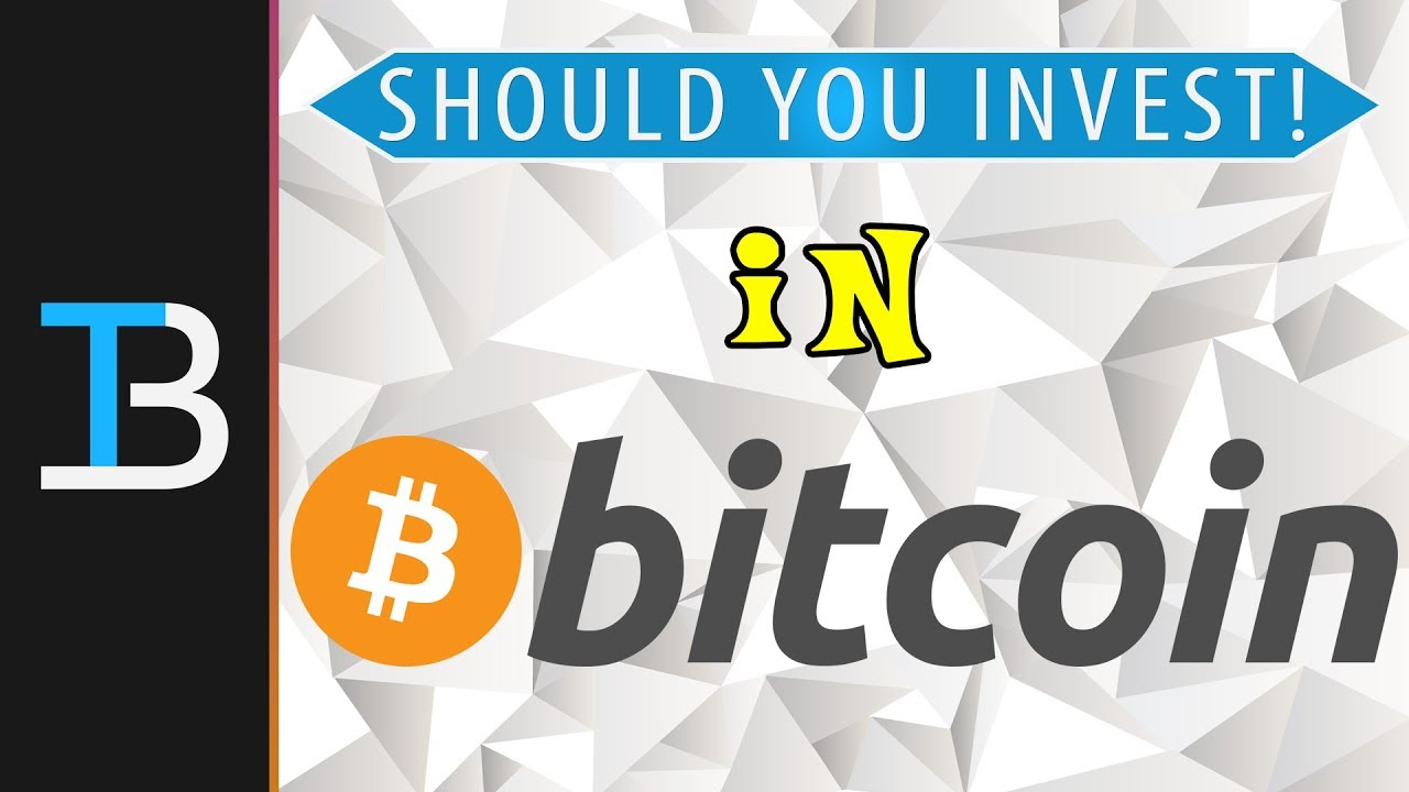 should you invest in bitcoin today