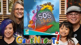 SOS Dino - GameNight! Se7 Ep36