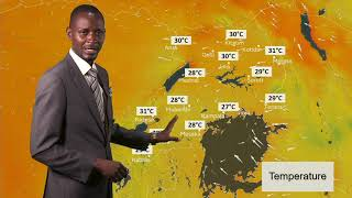 Weather forecast for 01 12 2018 by Sempa Alex Kim