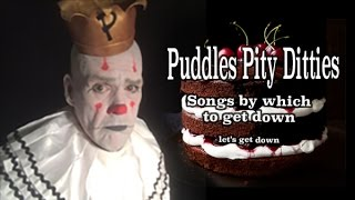 """Come Cry With Me"" A Puddles Pity Ditty - Glyn Styler cover"