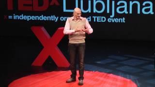 Strme poti osebne svobode: Zlatko Blažič at TEDxLjubljana