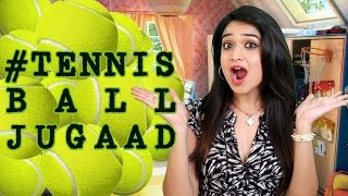 #TennisballJugaad | #Jugaad | DIY Thumbnail