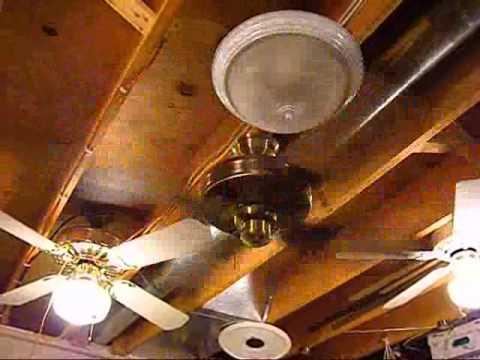 FASCO Charleston Ceiling Fan