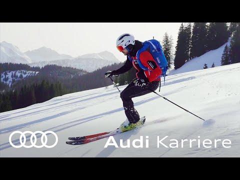 Mein innerer Antrieb: Fahrzeugerprobung und Skitouren