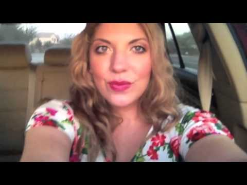 Honeybee Vlog Cam: Speeding & Lots of Shopping