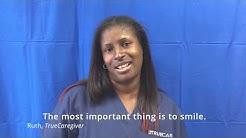 Hear from Caregiver, Ruth | True Care Home Health Care