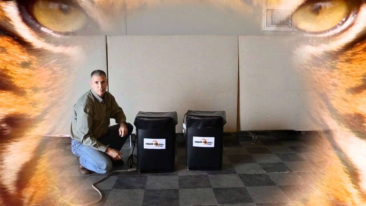 Download Tiger Foam Box Warmer for 2 Part Disposable Foam Box