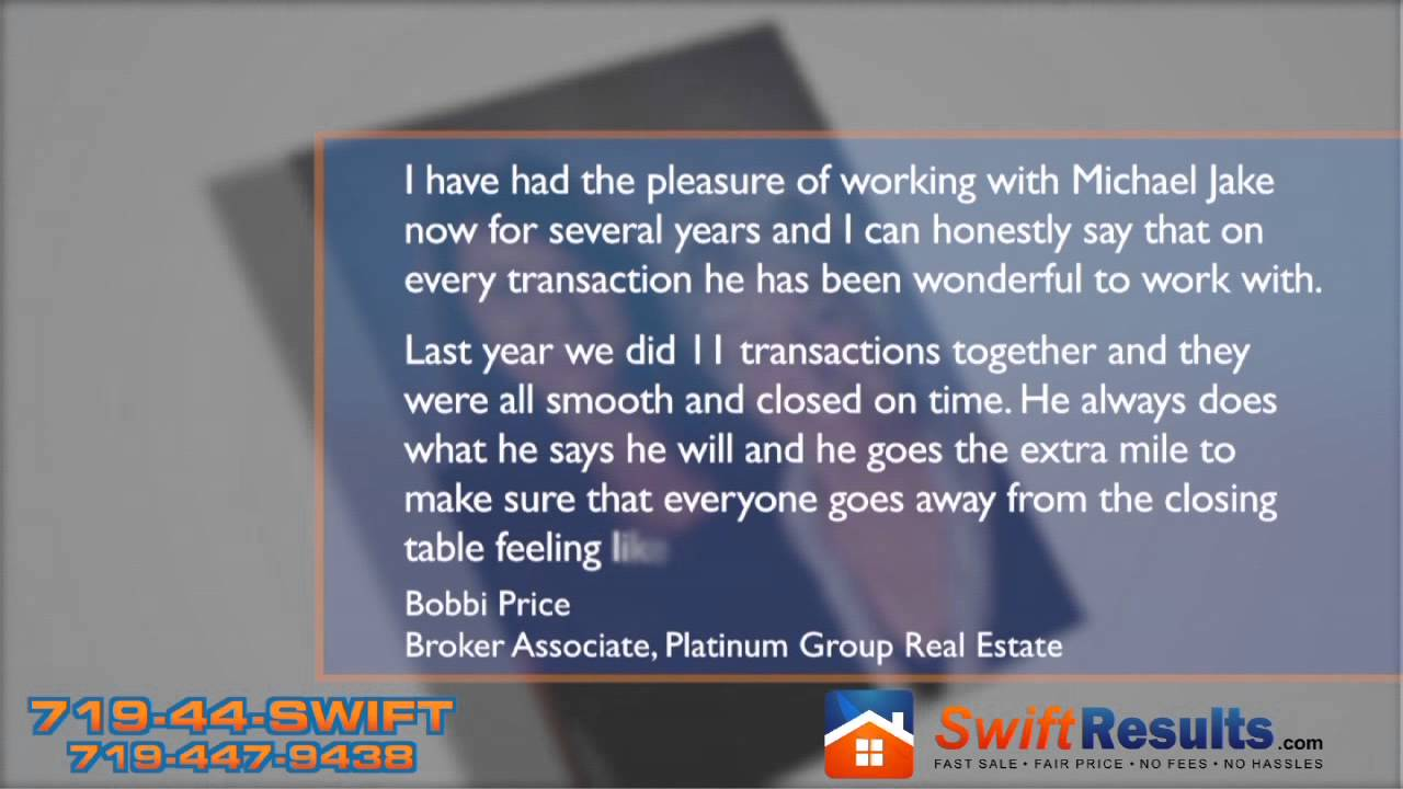 Swift Results Testimonials