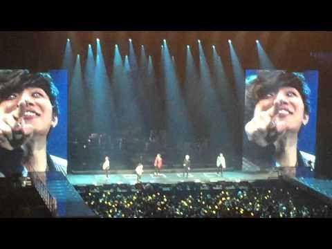 Big Bang Speaking English @ MADE NYC