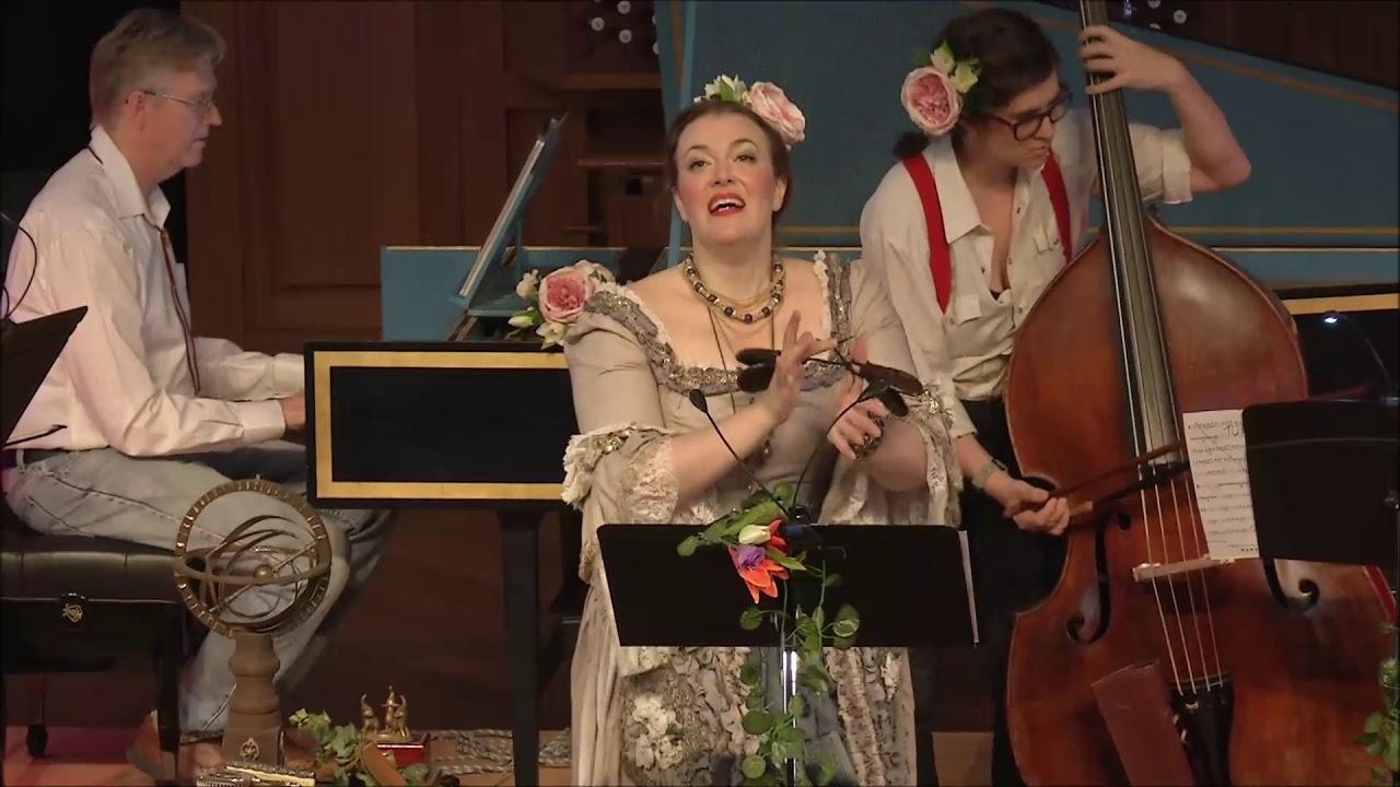 ¡ VENGA ! | Allegra Giagu, mezzo-soprano