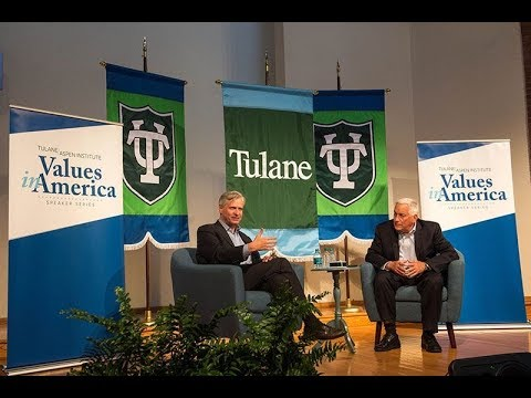 Tulane/Aspen Institute Values in America Speaker Series: Jon Meacham