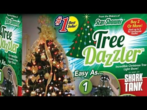 Tree Dazzler / Seen On Shark Tank / Hollar