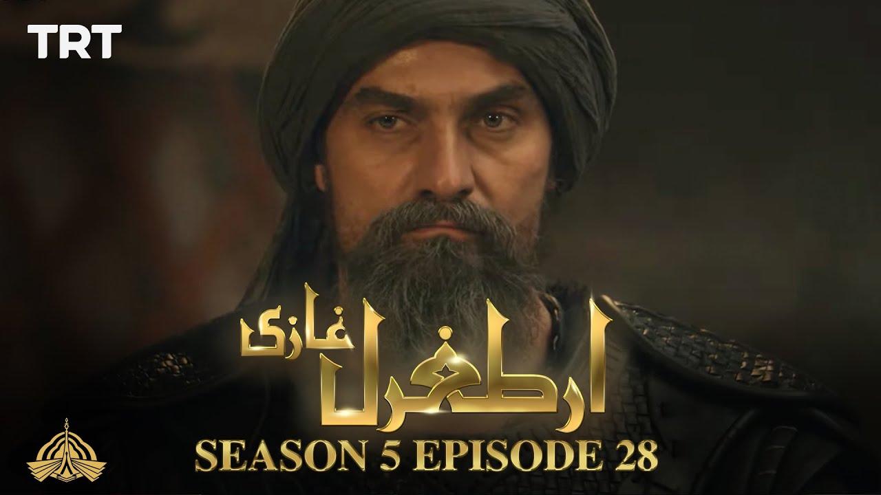Download Ertugrul Ghazi Urdu | Episode 28| Season 5