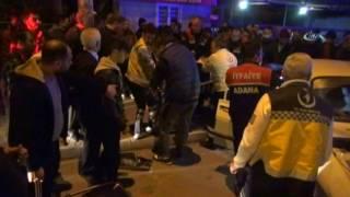 Adana'da Trafik Kazası : 5 Yaralı
