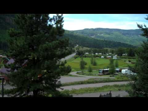 Conejos River Condo FOR SALE Horca, CO 22mi W of Antonito, CO on Hwy 17 to Chama.mp4