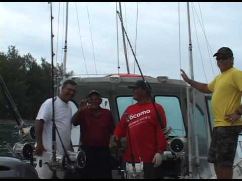 942-lb. Marlin Reeled In During Saipan Fishing Derby