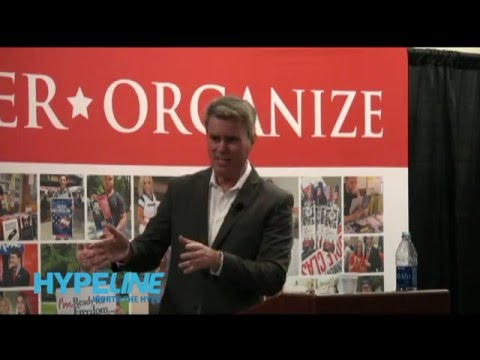 Bill Whittle Addresses TPUSA Activists in West Palm Beach