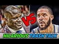 Javale McGee and Shaq get into HEATED Twitter Trash Talk | Draymond Gree...