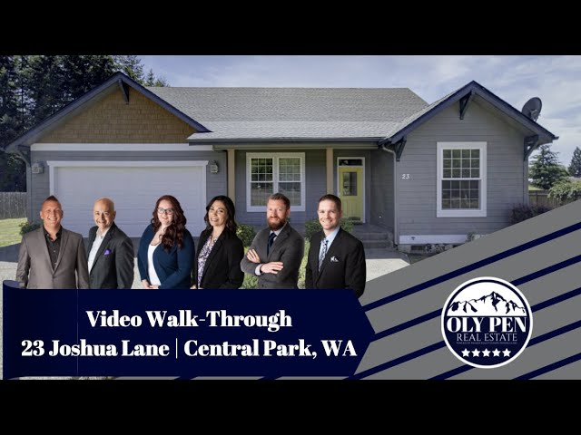 23 Joshua Lane | Central Park, WA | Video Walk-Through