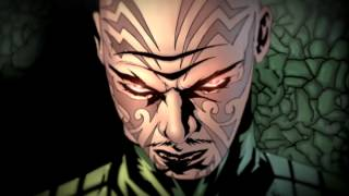 Marvel Knights: Inhumans (6/9) Gorgon Challenges Black Bolt (2013)