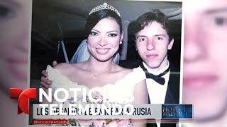 La vida de los emigrantes latinoamericanos en Rusia | Noticiero | Noticias Telemundo
