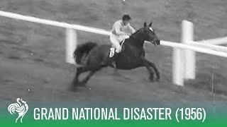 Devon Loch Grand National Disaster, 1956