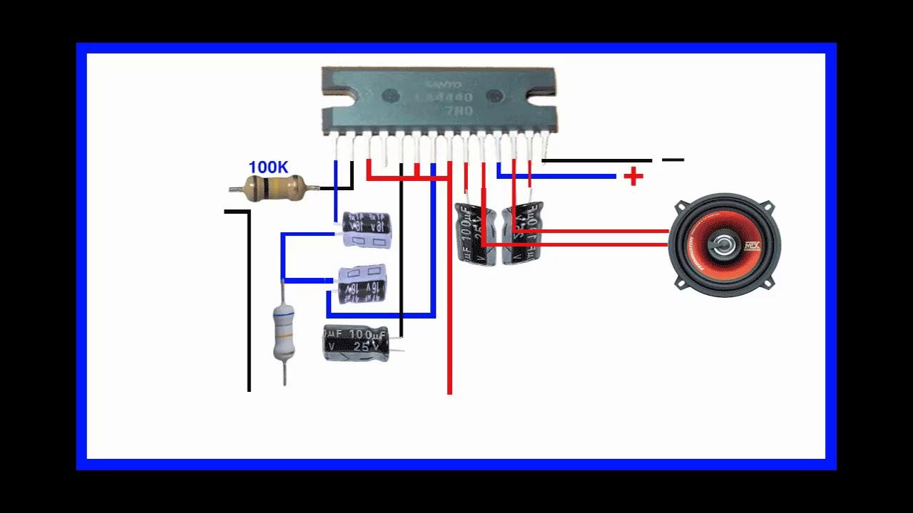 Build A Instrumentation Amplifier Circuit Diagram Electronic Circuit