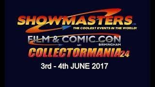 collectormania 24 at NEC Birmingham June 2017