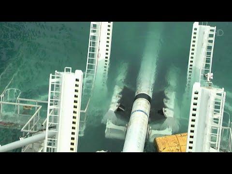 Под санкции попадают компании, участвующие в строительстве газопровода «Северный поток — 2».