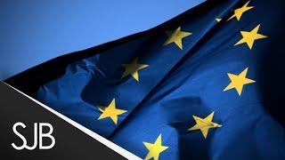 Touching The European Flag (happy Europe Day 2014) - Malta 2014