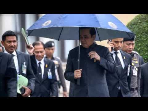 Thailand to send constitution for royal endorsement paving way for 2017 vote