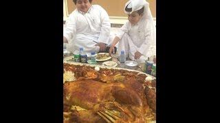 سناب ابو جفين  زيارته لقطر+رقص+سياحة+ناصر