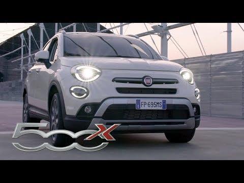 2019 Fiat 500X Product Presentation